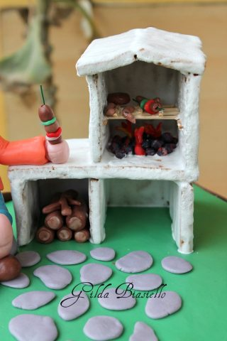 Torta barbecue 4