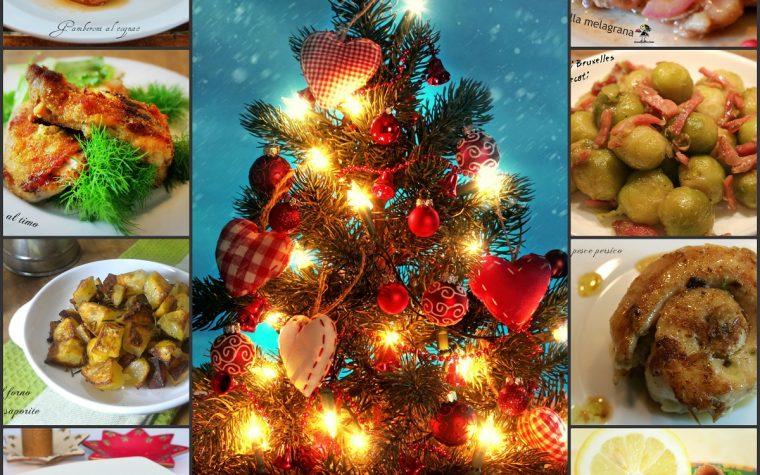 Secondi e contorni per le feste natalizie