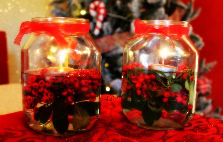 Donnepasticcione - Decorazioni natalizie in vetro ...