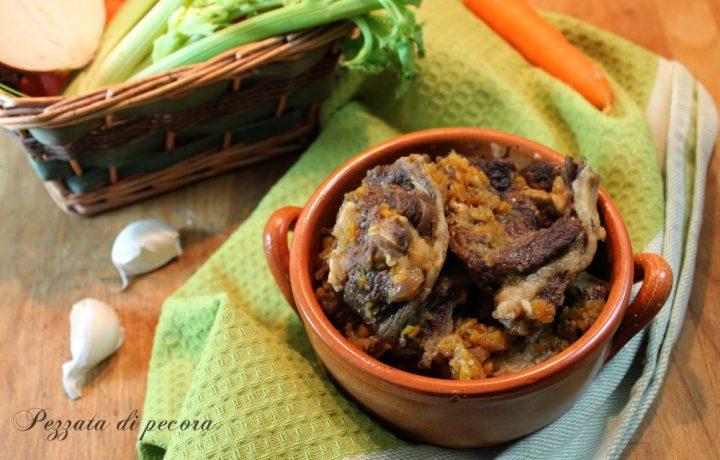 Pezzata di pecora – ricetta molisana