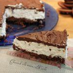 Cheesecake alla ricotta e Nutella
