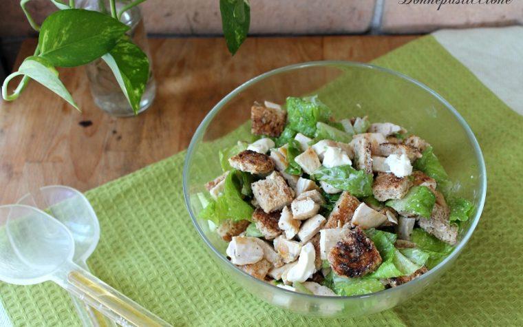 Caesar salad versione light