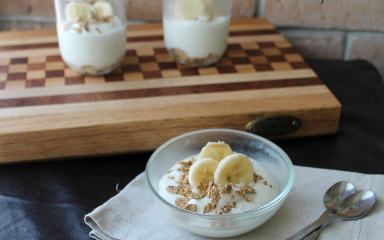 Cheesecake allo yogurt senza grassi e zuccheri