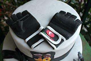 guanti arti marziali