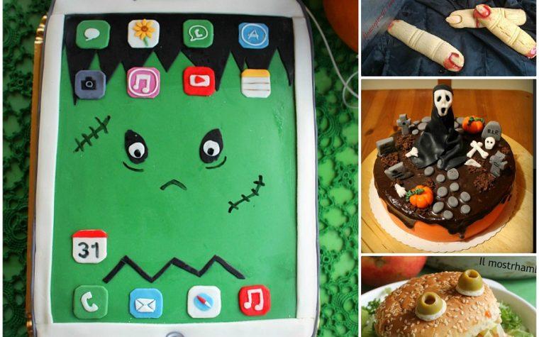 Raccolta di ricette dolci e salate per Halloween