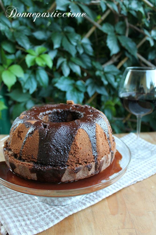 torta alla Tintilia vino del Molise