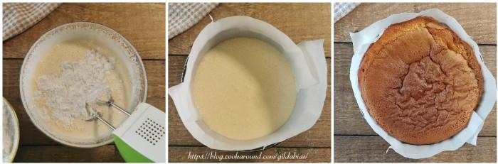 torta morbida senza glutine e lattosio