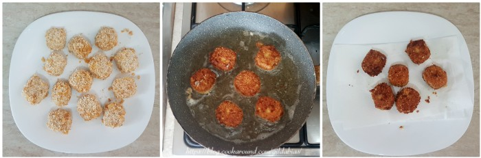 pepite di pollo speziate