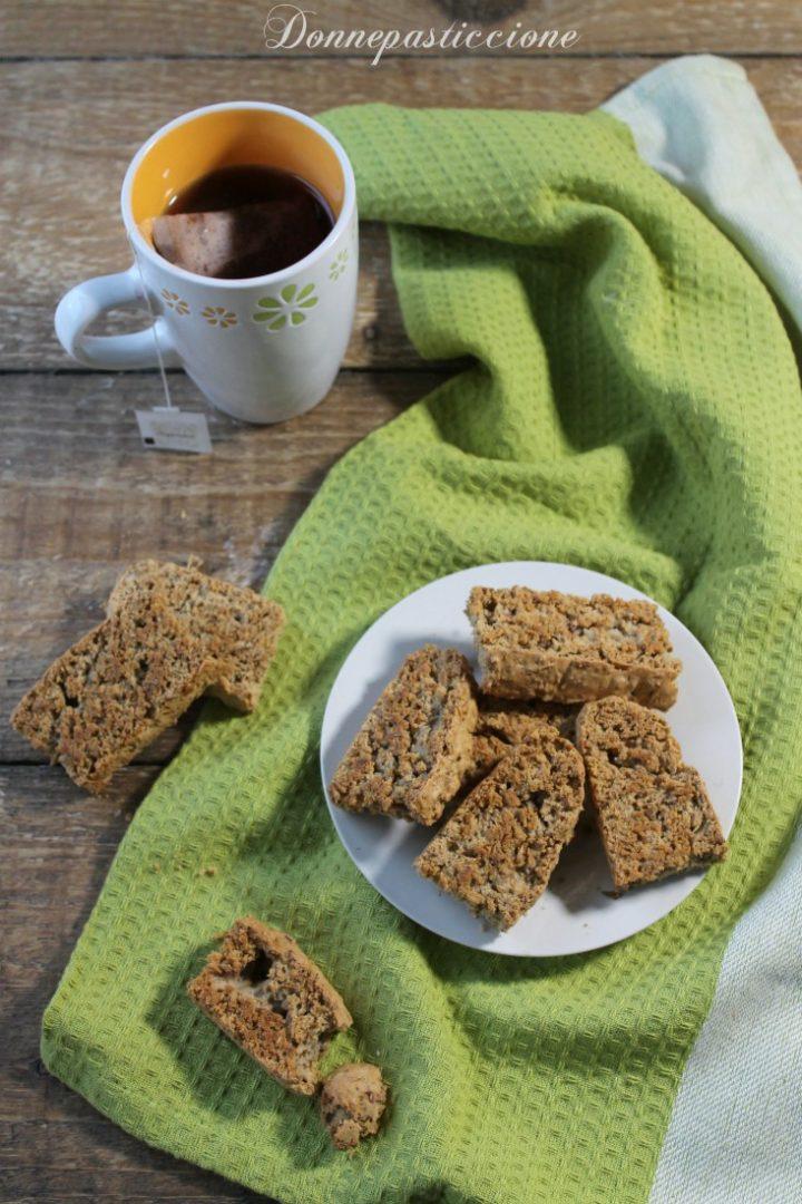biscotti rustici alle trebbie di malto