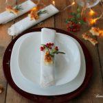 segnaposto natalizi di pasta sfoglia