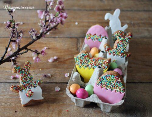 Biscotti al burro di Pasqua
