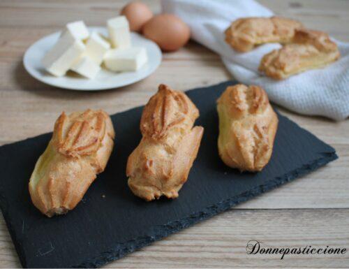 Come preparare la pasta choux per bignè