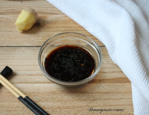Salsa poke – ricetta base