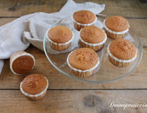 Cupcake – ricetta base super collaudata
