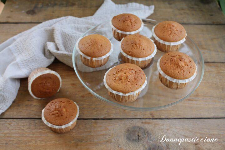 cupcake - ricetta base