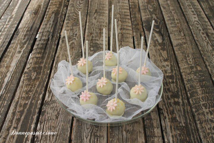 cake pops - ricetta facile