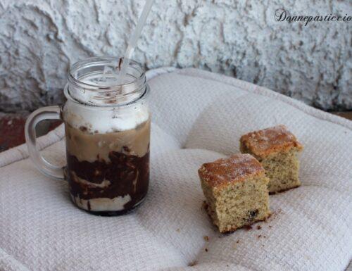 Iced Coffee alla Nutella