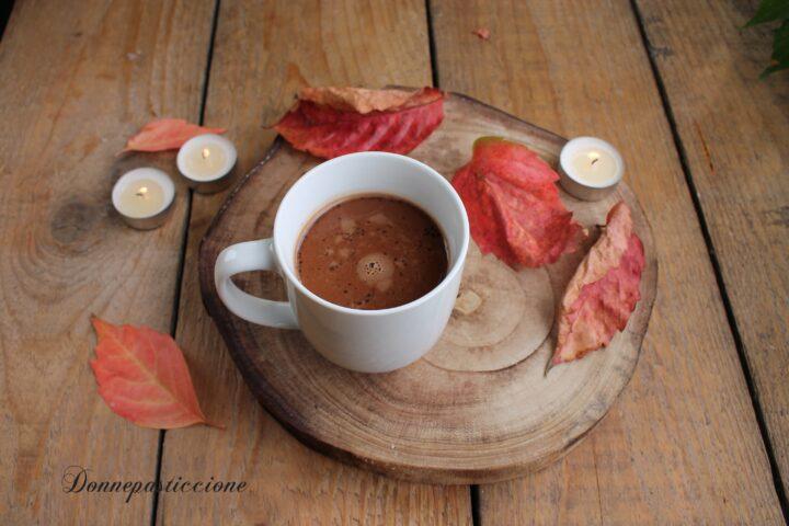 cioccolata calda vegan fatta in casa