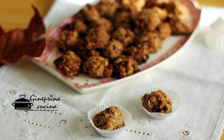 biscotti all'avena con farina integrale
