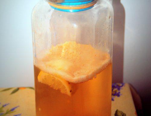 kefir d'acqua: come prepararlo