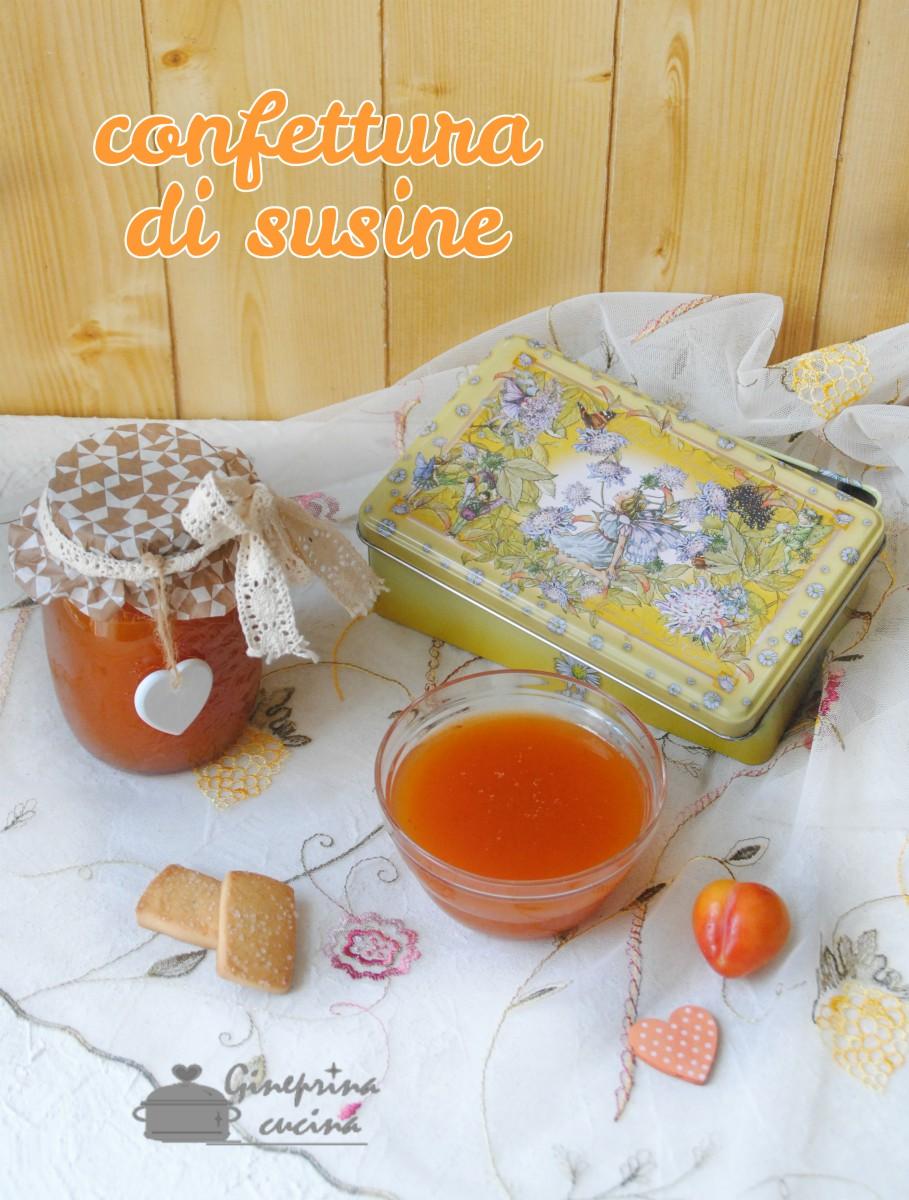 Far Bollire Vasetti Marmellata confettura di susine gialle bimby