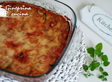 melanzane alla parmigiana light