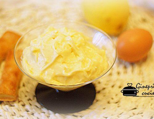 crema pasticcera ricetta base