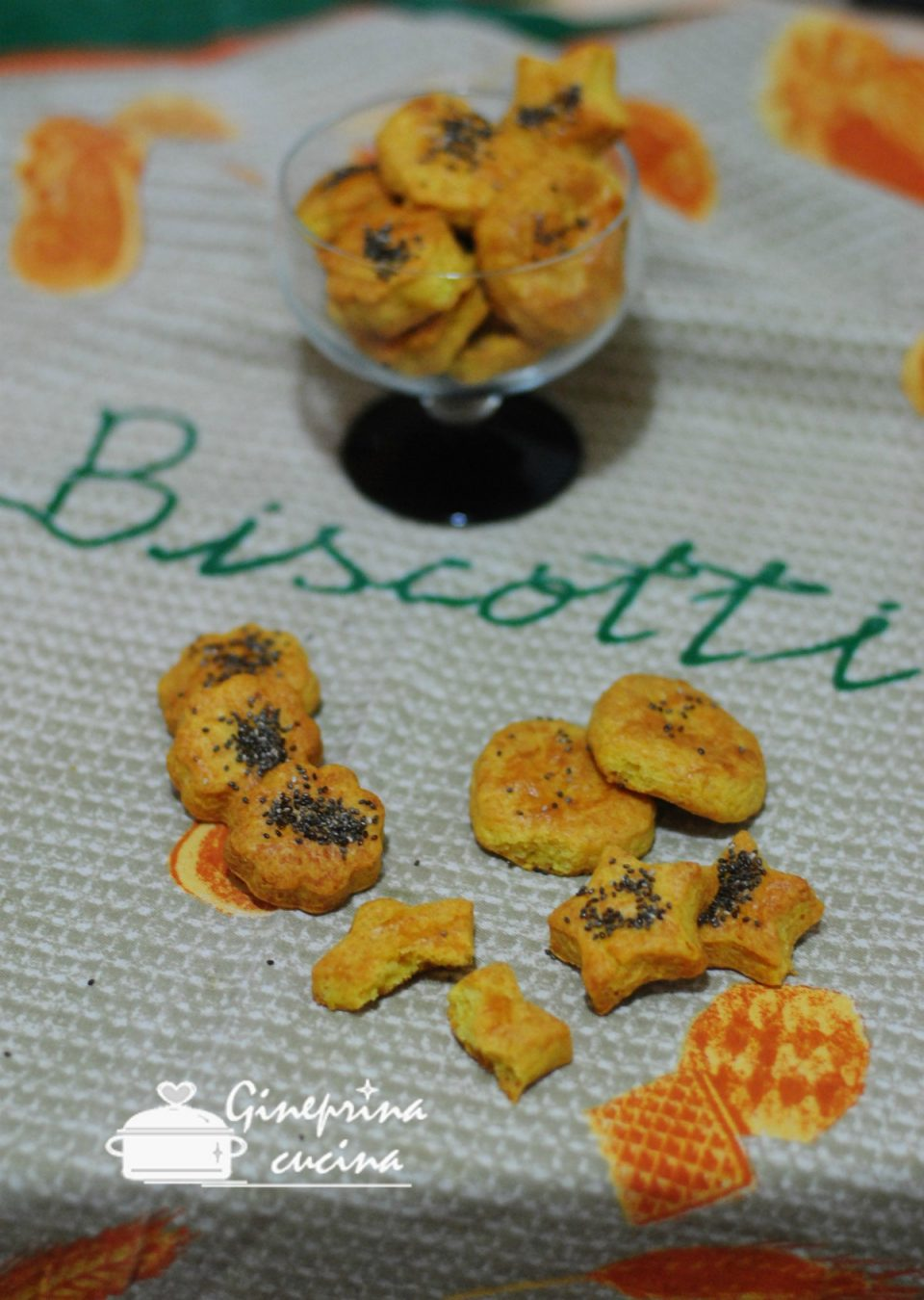 biscotti al parmigiano