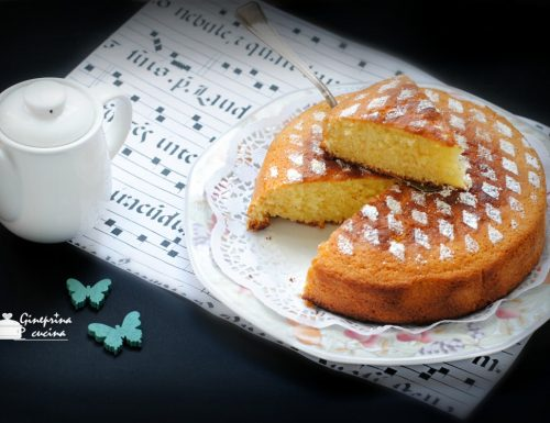 torta genovese morbidissima
