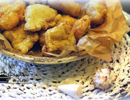 frittelle di merluzzo – friscieu di baccalà