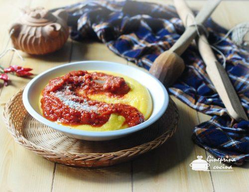 la polenta – come si prepara