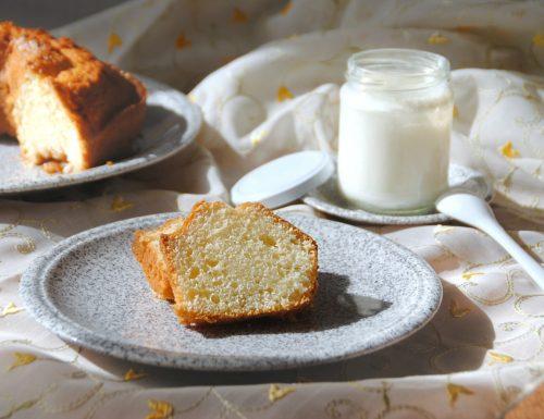 ciambella allo yogurt o al kefir – anche ricetta bimby