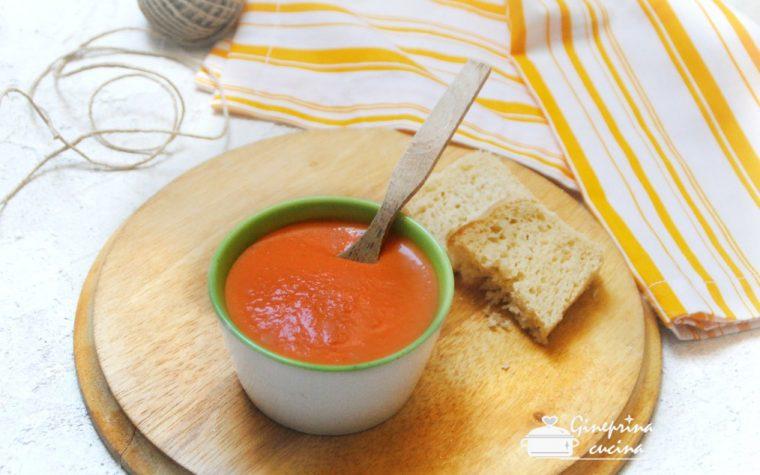 salsa ai peperoni rossi