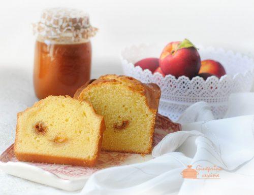 plumcake allo yogurt con la marmellata – con trucchetto