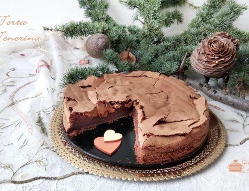 torta tenerina o torta montenegrina