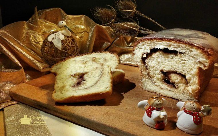 pane dolce alla cannella – cinnamon bread
