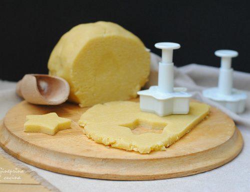 pasta frolla al parmigiano – ricetta base