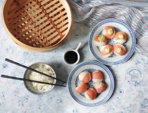 nigiri sushi a modo mio