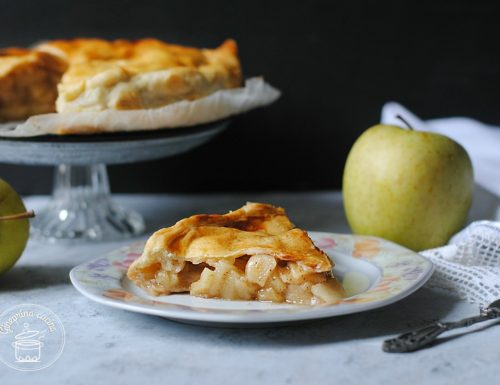 torta di mele apple pie