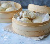 panini cinesi al vapore mantou