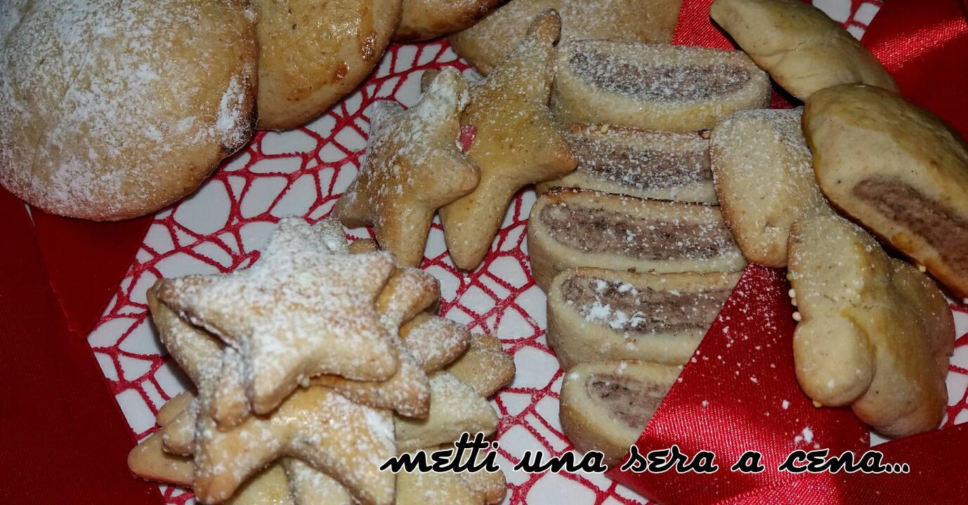 biscotti speziati con zenzero e cannella