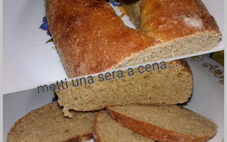 IMPASTO PER PANE E PIZZE, con farina integrale ai 5 cereali