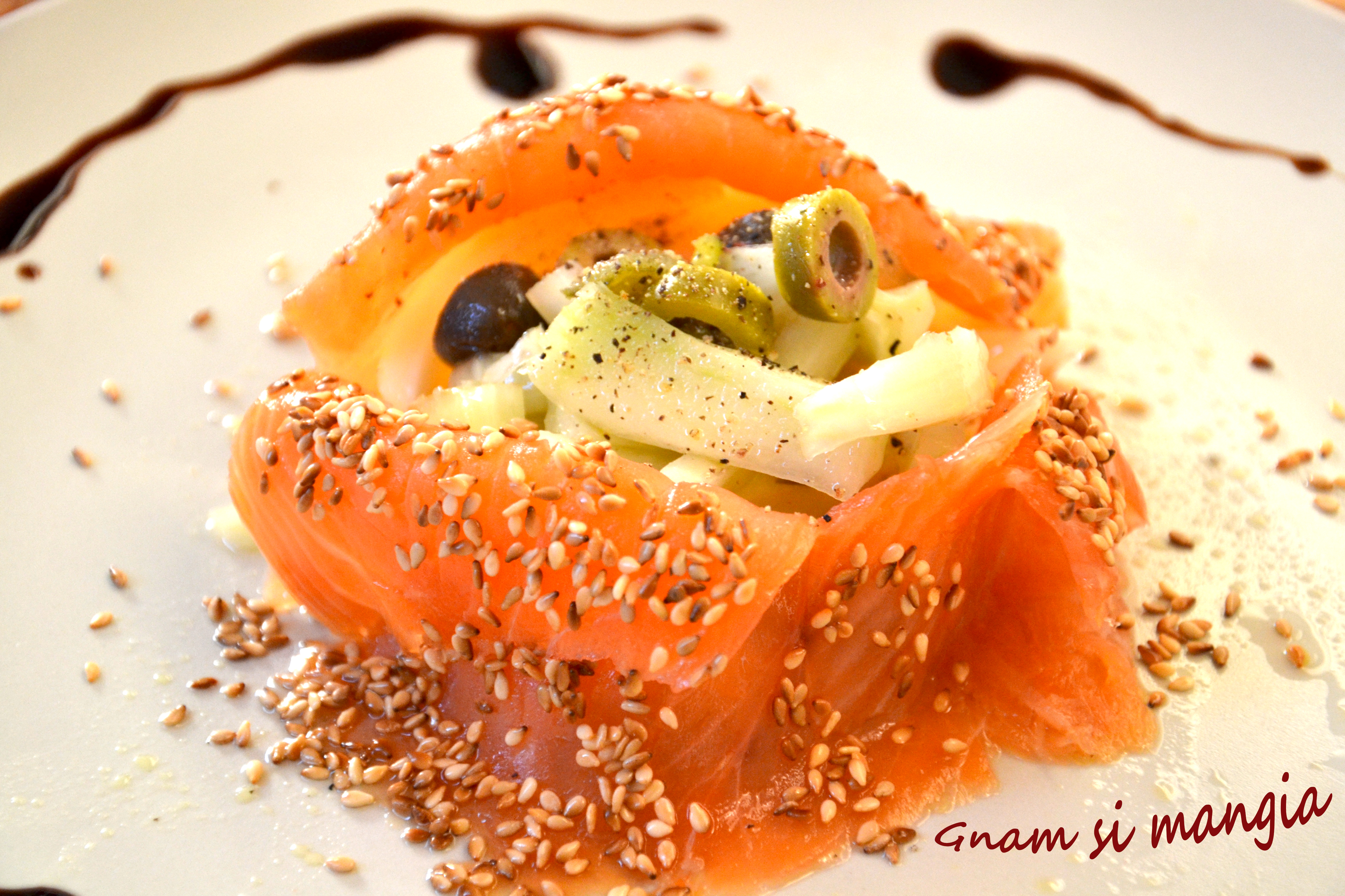 Ricerca ricette con salmone miele for Salmone ricette