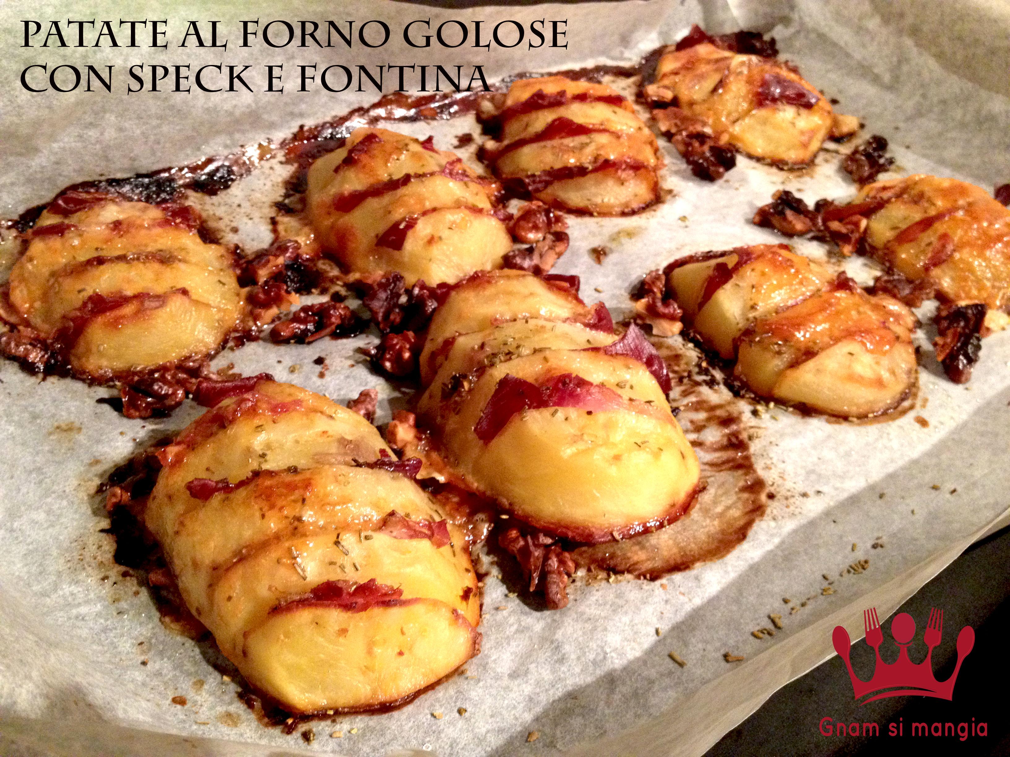 Ricerca ricette con patata al forno con speck - Cucinare lo sgombro al forno ...