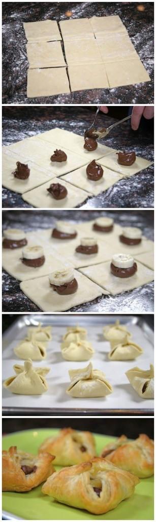 how to cook banana squash pasta