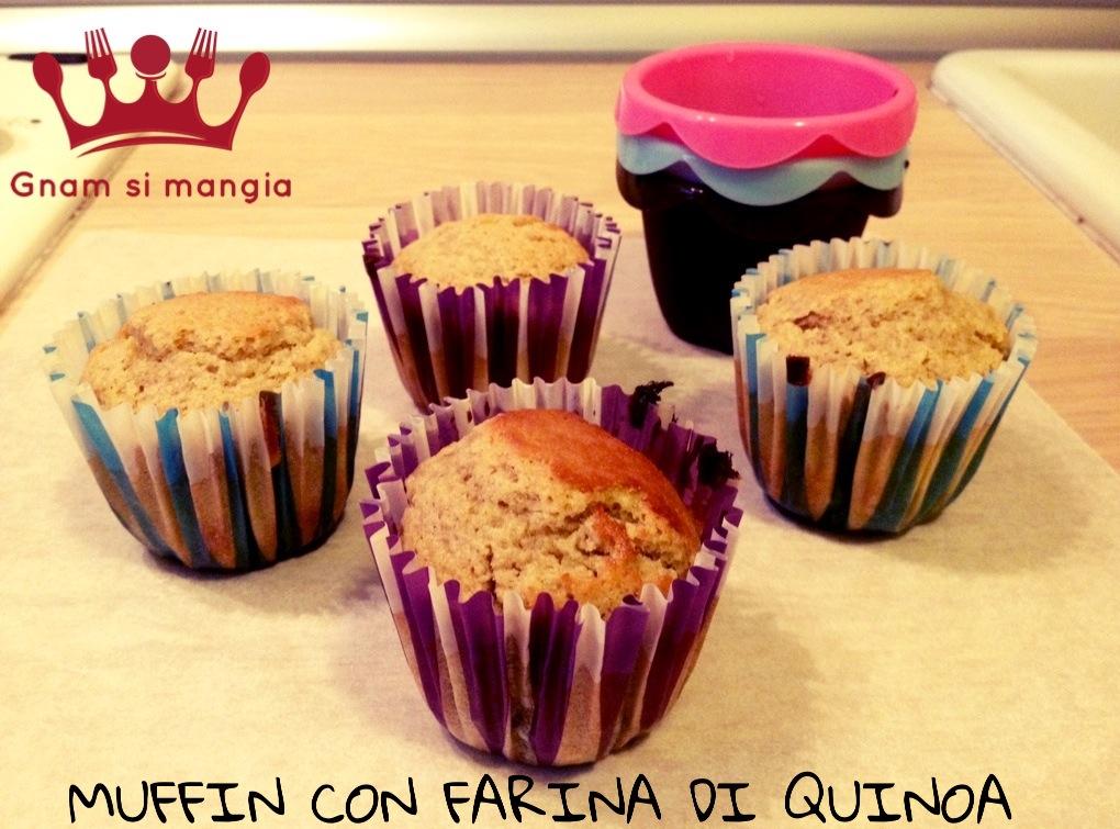 muffin-con-farina-di-quinoa