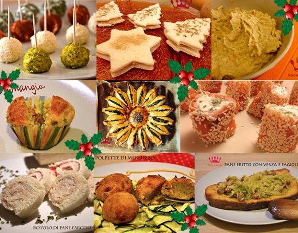Antipasti Cenone Di Natale.Ricette Antipasti Di Natale