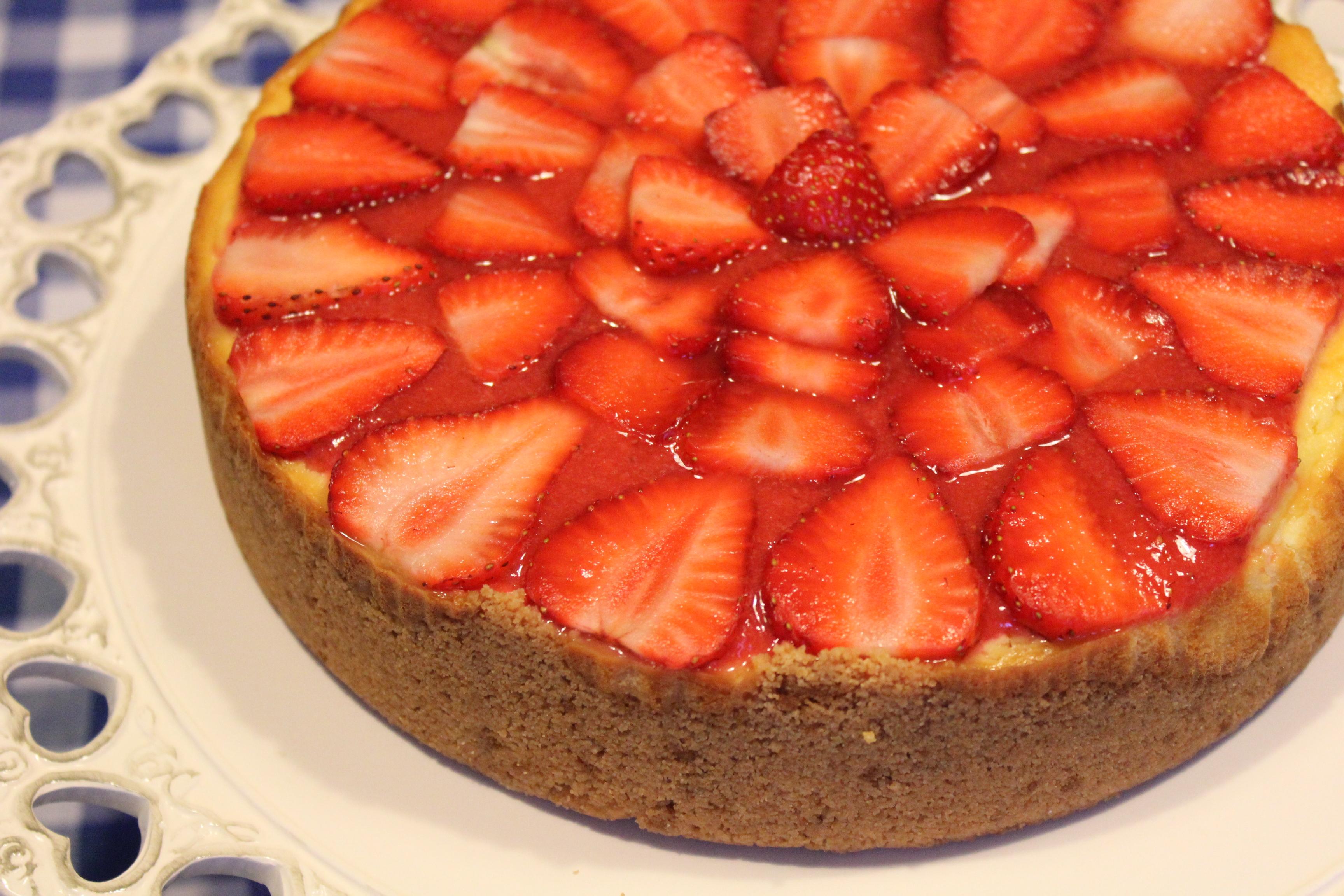 La cheesecake perfetta