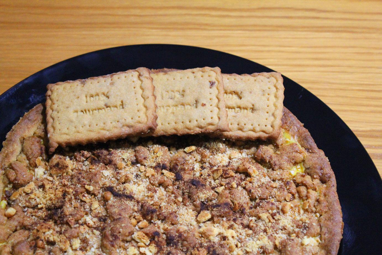 Préférence Sbriciolata alla nutella e crema | Ali babà e i 40 biscotti DG49