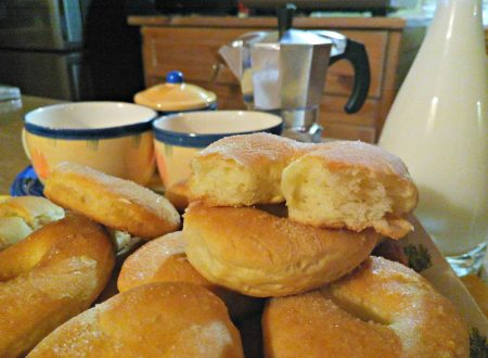 Ciambelle senza frittura – Unfried donuts